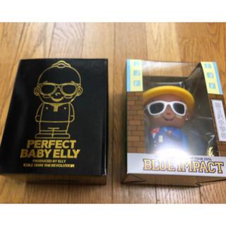 サンダイメジェイソウルブラザーズ(三代目 J Soul Brothers)のBABYELLY 2点セット 三代目 プロデュースグッズ 新品(ミュージシャン)