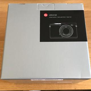 ライカ(LEICA)のライカ Q2 新品 leica(コンパクトデジタルカメラ)