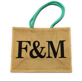 ディーンアンドデルーカ(DEAN & DELUCA)のフォートナム&メイソン バッグ F&M(エコバッグ)