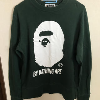 A BATHING APE - A・BATHING APE トレーナー