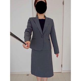 【こんこん様】ライトグレースーツ 着用画像追加(スーツ)