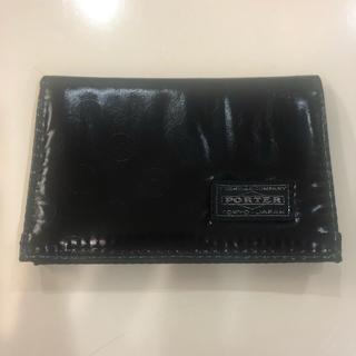 ポーター(PORTER)のポーターガール 名刺入れ カードケース(名刺入れ/定期入れ)