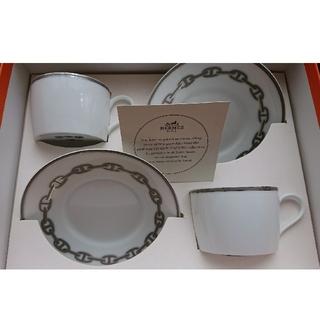 Hermes - HERMES コーヒーカップ