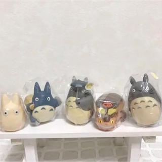 ジブリ - トトロ 指人形 フィギュア 新品
