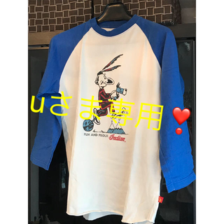 インディアン(Indian)のインディアンモトサイクル  メンズロングTシャツ(Tシャツ/カットソー(七分/長袖))