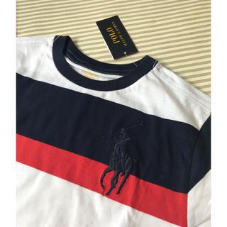 Ralph Lauren - ラルフローレン  Tシャツ ボーダー 150センチ