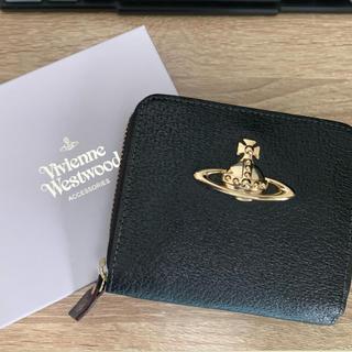 Vivienne Westwood - viviennewestwood ヴィヴィアン ラウンドファスナー 二つ折り財布