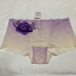 AMO'S STYLE - Lサイズ・アモスタイル・紫グラデーションカラー紫薔薇