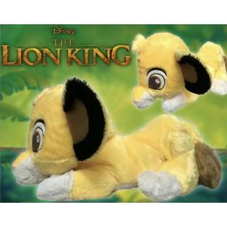 Disney - ライオンキング 寝そべりぬいぐるみ BIG