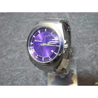 Paul Smith - ポールスミス メンズ 腕時計 パープル MB700