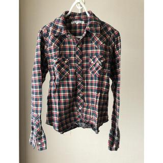リーバイス(Levi's)のリーバイス ネルシャツ チェックシャツ Sサイズ(シャツ/ブラウス(長袖/七分))
