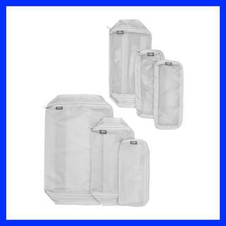 イケア(IKEA)のIKEA FÖRFINA トラベル収納バッグ 6点セット(旅行用品)