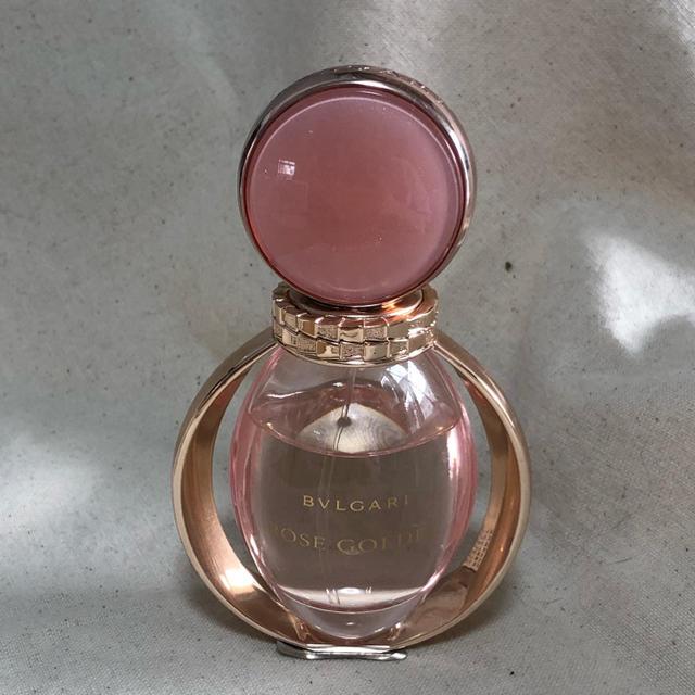 BVLGARI(ブルガリ)のブルガリ ローズ ゴルデア EDP 50ml  コスメ/美容の香水(香水(女性用))の商品写真