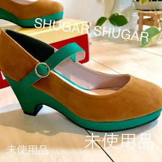 シュガーシュガー(Sugar Sugar)の SHUGAR SHUGAR パンプス  未使用品(ハイヒール/パンプス)