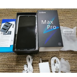 ASUS - ZenFone Max Pro (M2) SIMフリー  ZB631KL