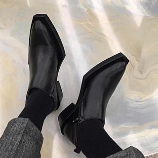 Eytys Romeo Leather Black(ブーツ)