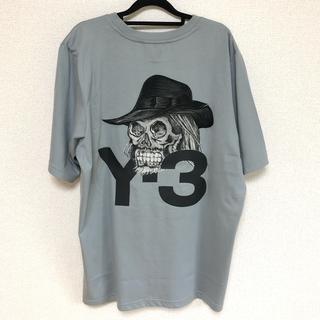 Y-3 - Y-3 Tシャツ スカル 半袖 S