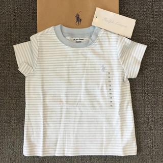 Ralph Lauren - [新品]ラルフローレン Tシャツ ベビー 75cm