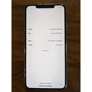 iPhone - docomo iPhone xs max 256gb simフリーネットワーク○