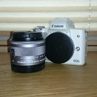 Canon - Canon EOS KissM、Canon EF-M15-45mm