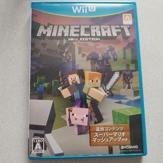 Wii U - WiiU版 マインクラフト