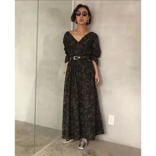 Ameri VINTAGE - Ameri VINTAGE  ドレス 黒