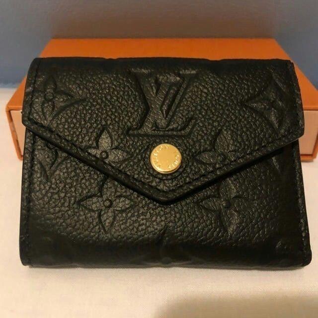 LOUIS VUITTON(ルイヴィトン)のルイヴィトン ポルトフォイユ ゾエ レディースのファッション小物(財布)の商品写真