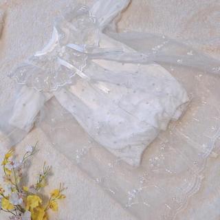 ニシマツヤ(西松屋)の【お宮参り】セレモニードレス(お宮参り用品)