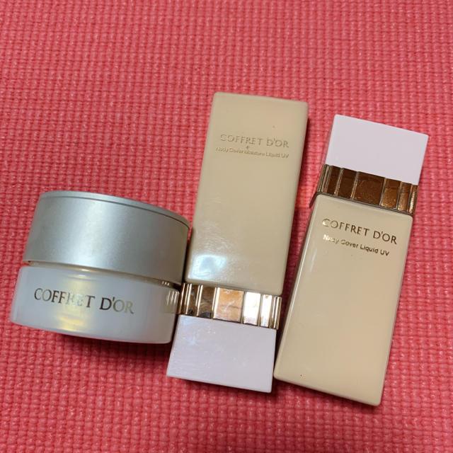 COFFRET D'OR(コフレドール)のCOFFRET D'OR ファンデーション セット販売 コスメ/美容のベースメイク/化粧品(ファンデーション)の商品写真