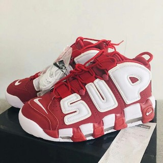 NIKE - Supreme Nike Air More Uptempo