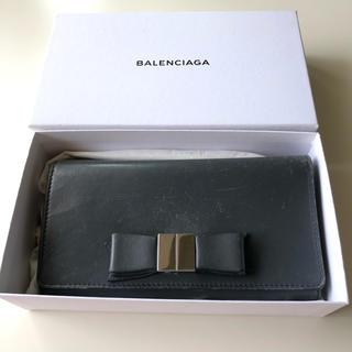 バレンシアガ(Balenciaga)のバレンシアガ長財布(財布)
