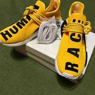 アディダス(adidas)のadidas PW HUMAN RACE NMD 27cm(スニーカー)