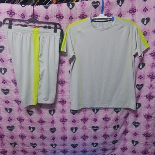 GU - 高性能スポーツプラシャツセットMサイズ
