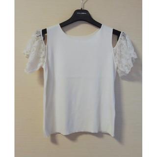 グレースコンチネンタル(GRACE CONTINENTAL)のグレースコンチネンタル トップス 36サイズ(シャツ/ブラウス(半袖/袖なし))