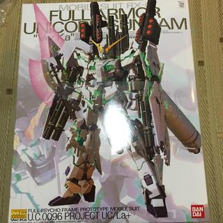 BANDAI - 新品 1/100 RX-0 フルアーマーユニコーンガンダム Ver.ka