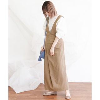 ケービーエフ(KBF)の2way変形ラップスカート(ロングスカート)