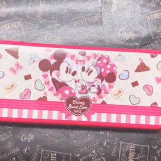 Disney - 【即購入◎】Disney Sweet Love チョコレート缶