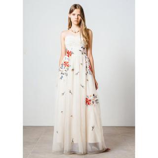 リリーブラウン(Lily Brown)の★めぐみるく様専用★Lily brown Blooming lily dress(ロングドレス)