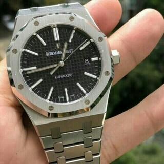 オーデマピゲ(AUDEMARS PIGUET)のオーデマピゲ 15400ST.OO.1220ST.01メンズ時計(腕時計(アナログ))