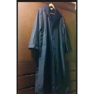 コムデギャルソン(COMME des GARCONS)のVintage ロングコート ブラック (ステンカラーコート)