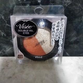 ヴィセ(VISEE)の●新品 ヴィセリシェ ダブルヴェールアイズ OR-3(アイシャドウ)
