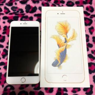 Apple - iPhone6s plus 16G softbank