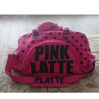 ピンクラテ(PINK-latte)のaloha7112様専用ピンクラテ/PINK LATTE ボストンバッグ ピンク(その他)