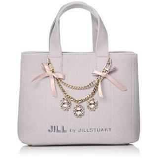 JILL by JILLSTUART - ジルバイジルスチュアート ジュエルリボントート