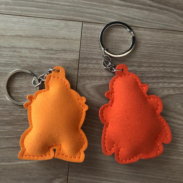 ポテトヘッド ダッキー キーホルダー エンタメ/ホビーのおもちゃ/ぬいぐるみ(キャラクターグッズ)の商品写真