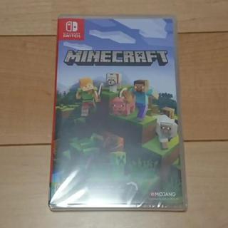 Nintendo Switch - 新品 Minecraft Switch マインクラフト マイクラ スイッチ