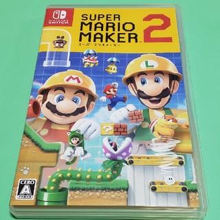 Nintendo Switch - 中古 switch ソフト スーパーマリオメーカー2