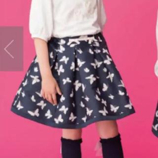 クミキョク(kumikyoku(組曲))の新品☆ 組曲 キッズ  女の子 スカート 140cm 入学式 発表会 結婚式(ドレス/フォーマル)