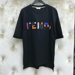 フェンディ(FENDI)のおすすめ 超美品!Fendi フェンディ 半袖 Tシャツ 男女兼用(Tシャツ/カットソー(半袖/袖なし))