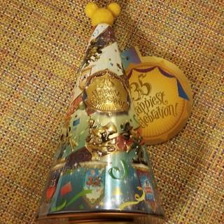 Disney - ディズニー 35周年 チョコ セレブレーションタワー クランドフィナーレ 缶